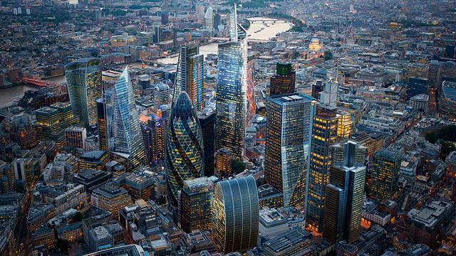 Hur jag föreställer mig London – Johan Dahlberg – Portalen