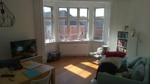 Rasmus och Majas lägenhet.